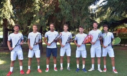 Tennis lariano al Ct Cantù non riesce l'impresa di conquistare la promozione in serie B2