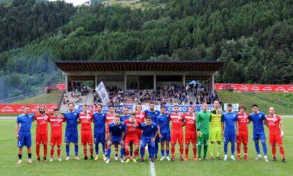Como calcio: gli azzurri alla prima uscita stagionale fanno 13 alla Bormiese