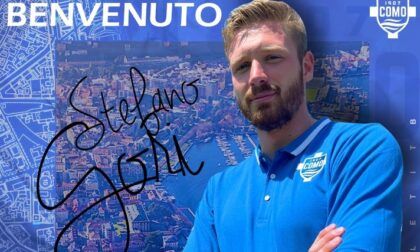 Como calcio a difendere la porta lariana arriva il portiere Stefano Gori dalla Juve