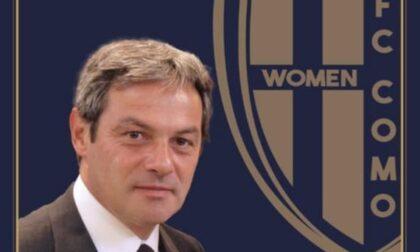Como Women Riccardo Tumiatti nuovo Responsabile tecnico del club lariano