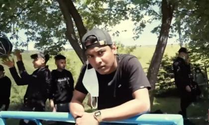 Un video trap per raccontare l'emergenza