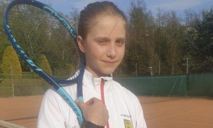 Tennis Como la baby Elisabetta Bucci ha vinto con la Lombardia la Coppa Belardinelli