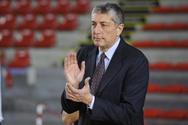 Pallacanestro cantù Fabrizio Fratese direttore tecnico