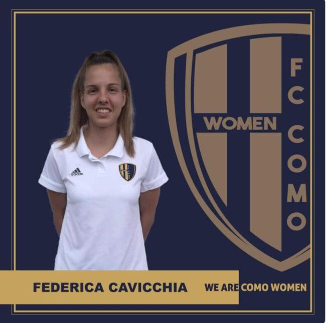 Como women Federica Cavicchia
