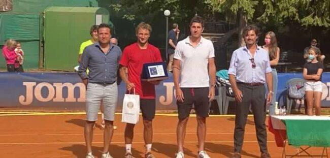 Tennis lariano Federico Arnaboldi ha vinto ITF a L'Aquila