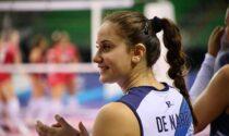 Albese Volley, Giulia De Nardi è il nuovo libero della Tecnoteam 2021/22
