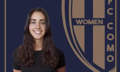 Como Women il club lariano conferma anche la bomber Greta Di Luzio e Federica Cavicchia