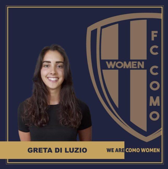 Como women Greta Di LUzio