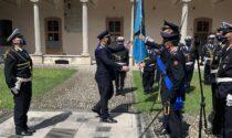 La Polizia Locale di Cantù accoglie il nuovo comandante