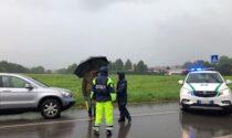 Maltempo e danni, ordinanza di chiusura per un tratto di via Milano
