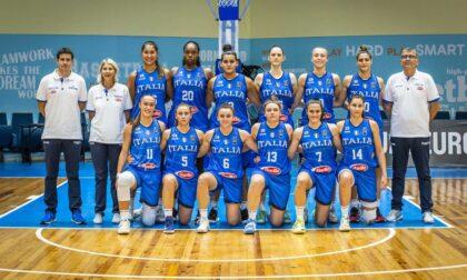 Basket femminile, percorso netto e 1° posto per l'Italia U20 di Frustaci e Nasraoui a Sofia