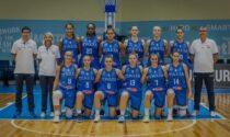 Basket femminile ancora a segno Frustaci e Nasraoui con l'Italia under20 a Sofia