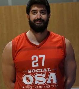 basket lariano Lorenzo Villa