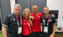 Olimpiadi Roberto Maragliano e Simone Motta due fisioterapisti comaschi a Tokyo