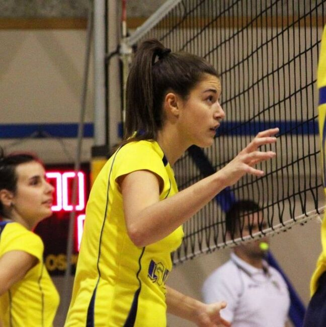Albese Volley Martina Veneriano