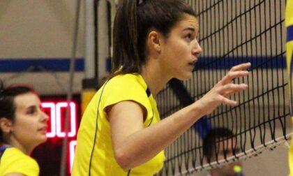 Albese Volley la Tecnoteam si rinforza sotto rete con la ligure Martina Veneriano