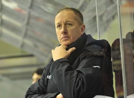 Hokcey como coach Massimo De Rin