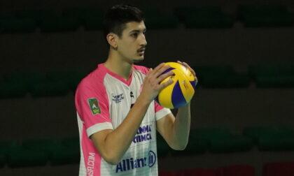 Volley: Matteo Salvador arriva alla Pool Libertas Cantù