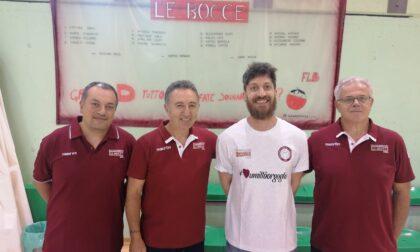 Basket lariano Le Bocce Erba riparte dai tecnici Arturo Fracassa e Mauro Livio