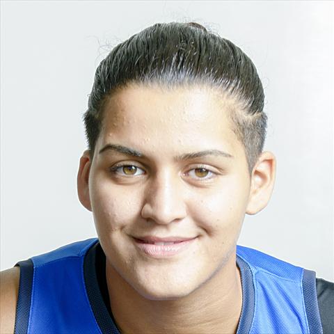 basket femminile Meriem Nasraoui