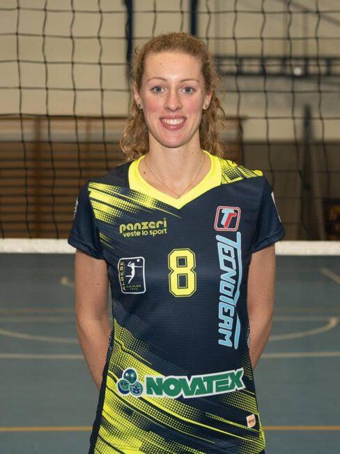 Albese Volley Michela Gallizioli