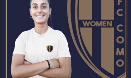 Como Women Miriam Picchi colpo a centrocampo per la squadra lariana di B
