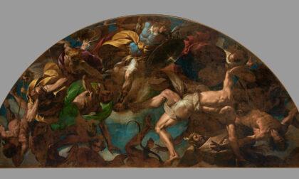 Un'opera del Morazzone esposta in Pinacoteca verrà riprodotta a murales a Lavena Ponte Tresa