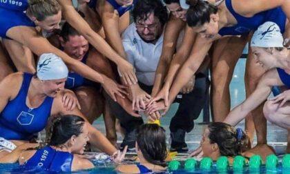 Rane rosa la squadra lariana di coach Tete Pozzi eliminata a testa alta dalla Coppa Italia