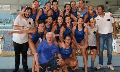Rane Rosa Como Nuoto sei bellissimA e ritorni nella massimA serie di pallanuoto femminile