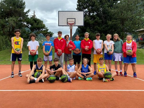 pallacanestro lariana SCB camp