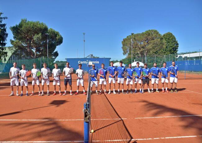 Tennis lariano finale Tennis cantù
