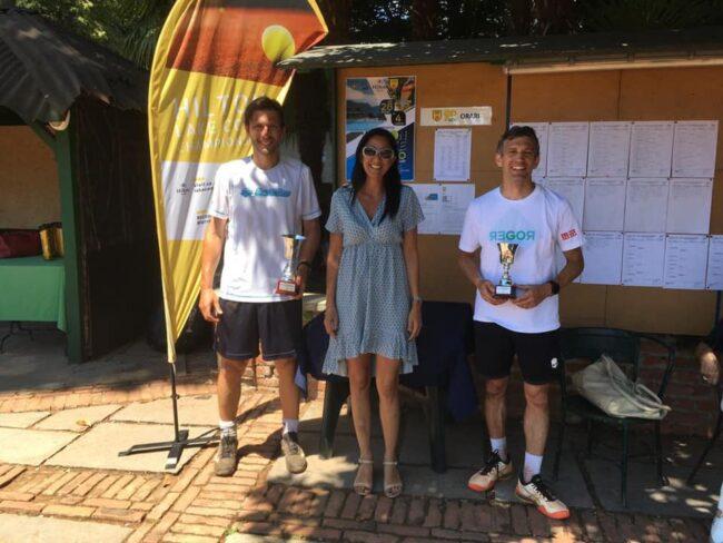 Tennis Como finalisti Over40