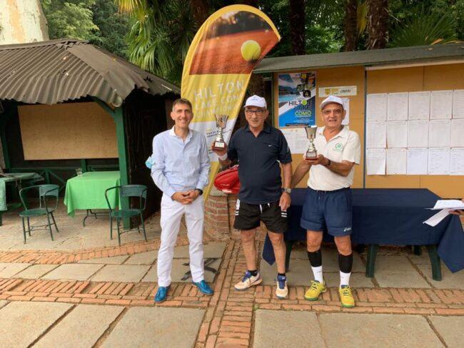 Tennis Como Over 80