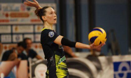 Albese Volley si separano le strade della Tecnoteam e di Valentina Facco