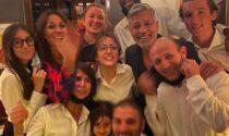 George Clooney torna sul Lario e fa tappa a Cernobbio per la cena