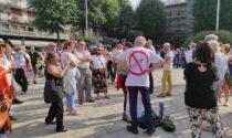 Protesta no Green Pass a Como: 8 identificati e denunciati