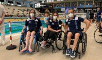 Italiani assoluti Finp a Napoli: cinque medaglie per i tre atleti della Blm Briantea84 Cantù