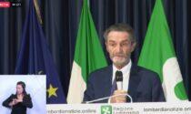 """Campagna vaccinale Lombardia, Fontana: """"Siamo al 5° posto a livello mondiale"""""""