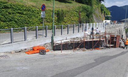 Lavori di asfaltatura a Rovenna: ecco come cambia la viabilità