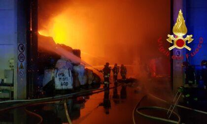 """Incendio ad Albese, il comunicato dell'azienda: """"Nessun pericolo"""""""