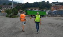 Como-Brogeda: scoperto e respinto un carico di materiale radioattivo