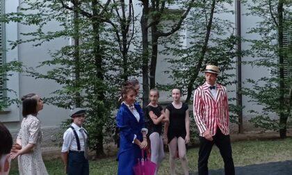 I Ballerini per caso incantano il pubblico locatese