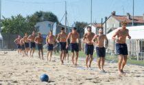Pool Libertas Cantù si è conclusa la prima settimana di preparazione
