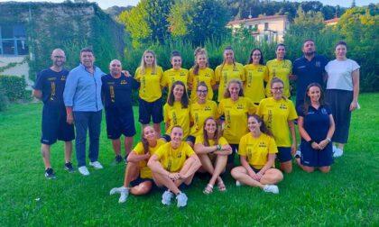 Albese Volley debutto a Soverato il 10 ottobre