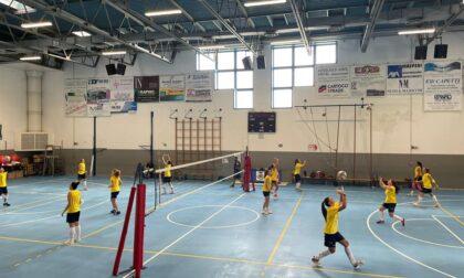 Albese Volley la Tecnoteam suda e lavora in vista della nuova stagione di A2 2021/22
