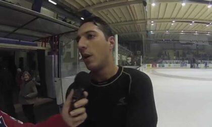 Hockey Como Alessandro Re è un nuovo difensore del team lariano di IHL 2021/22
