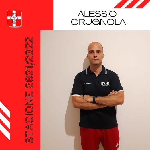 Basket lariano Alessio Crugnola