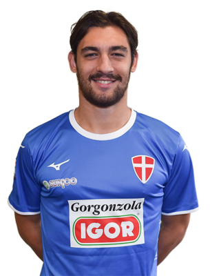 Como calcio Andrea Cagnano