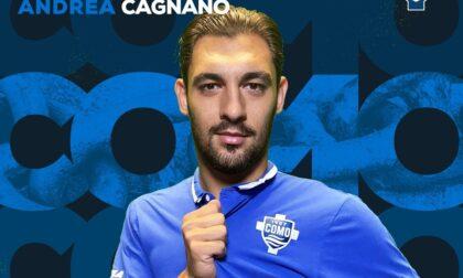 Como calcio Andrea Cagnano è un nuovo difensore della squadra lariana