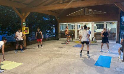 Pallacanestro lariana Basket Como già al lavoro, la prima squadra del Cadorago parte il 30 agosto